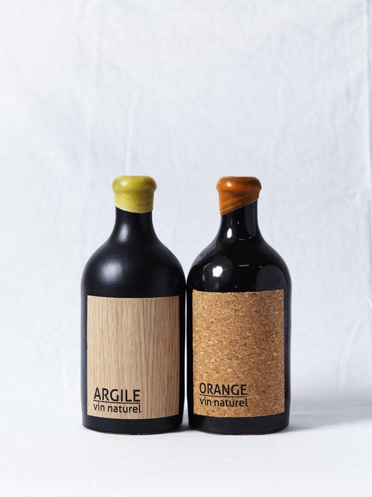 vins naturels biodynamiques - ARGILE - ORANGE - Château Lafitte
