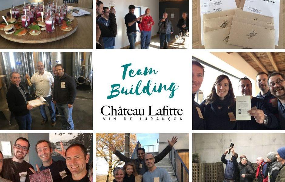 team building chateau lafitte