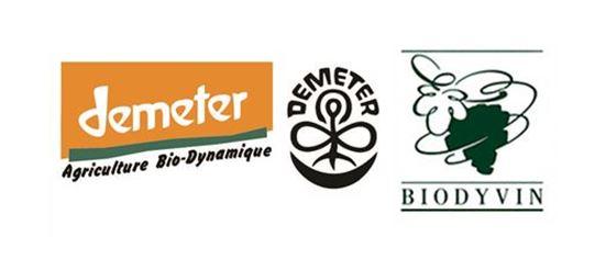 logos demeter biodyvin